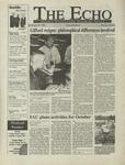 The Echo: September 25, 1998 by Taylor University