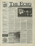 The Echo: October 2, 1998 by Taylor University
