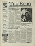 The Echo: October 16, 1998 by Taylor University