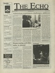 The Echo: October 30, 1998 by Taylor University