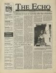 The Echo: November 6, 1998 by Taylor University