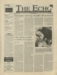 The Echo: December 11, 1998 by Taylor University