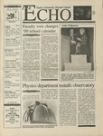The Echo: February 12, 1999 by Taylor University