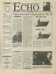 The Echo: February 19, 1999 by Taylor University