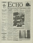 The Echo: March 5, 1999 by Taylor University