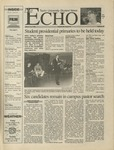 The Echo: March 12, 1999 by Taylor University