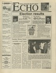 The Echo: March 19, 1999 by Taylor University