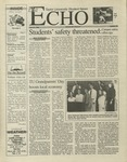 The Echo: April 9, 1999 by Taylor University