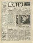 The Echo: April 16, 1999 by Taylor University