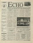 The Echo: April 23, 1999 by Taylor University