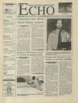 The Echo: April 30, 1999 by Taylor University