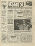 The Echo: May 7, 1999 by Taylor University