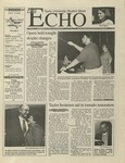 The Echo: May 14, 1999 by Taylor University