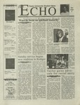 The Echo: September 10, 1999 by Taylor University