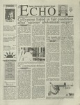 The Echo: September 17, 1999 by Taylor University