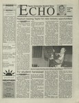 The Echo: September 24, 1999 by Taylor University