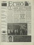 The Echo: October 11, 1999 by Taylor University