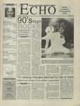 The Echo: November 19, 1999 by Taylor University