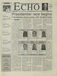 The Echo: March 3, 2000 by Taylor University