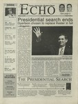 The Echo: March 14, 2000 by Taylor University