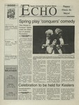 The Echo: May 5, 2000 by Taylor University
