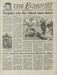 The Echo: September 15, 2000 by Taylor University