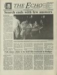 The Echo: September 22, 2000 by Taylor University
