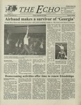 The Echo: September 29, 2000 by Taylor University