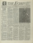 The Echo: November 17, 2000 by Taylor University