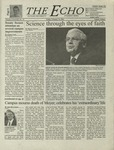 The Echo: February 16, 2001 by Taylor University