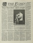 The Echo: February 23, 2001 by Taylor University