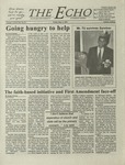 The Echo: May 4, 2001 by Taylor University