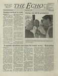 The Echo: May 11, 2001 by Taylor University