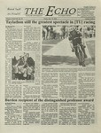 The Echo: May 18, 2001 by Taylor University