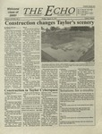 The Echo: August 24, 2001 by Taylor University