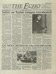 The Echo: September 28, 2001 by Taylor University