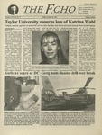 The Echo: October 26, 2001 by Taylor University
