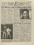 The Echo: November 2, 2001 by Taylor University
