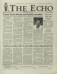 The Echo: February 8, 2002 by Taylor University