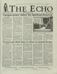 The Echo: February 15, 2002 by Taylor University