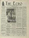 The Echo: September 6, 2002 by Taylor University
