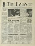 The Echo: September 13, 2002 by Taylor University