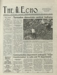 The Echo: September 27, 2002 by Taylor University
