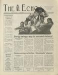 The Echo: October 25, 2002
