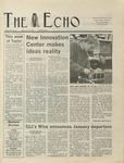 The Echo: November 15, 2002 by Taylor University