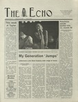 The Echo: November 22, 2002 by Taylor University