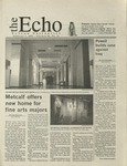 The Echo: February 7, 2003 by Taylor University