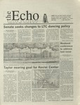 The Echo: February 14, 2003 by Taylor University