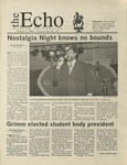 The Echo: March 7, 2003 by Taylor University