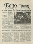 The Echo: April 4, 2003 by Taylor University